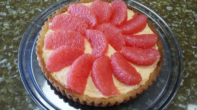grapefruit tart rs